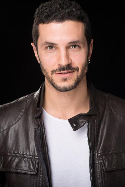 Marc Fernández actor